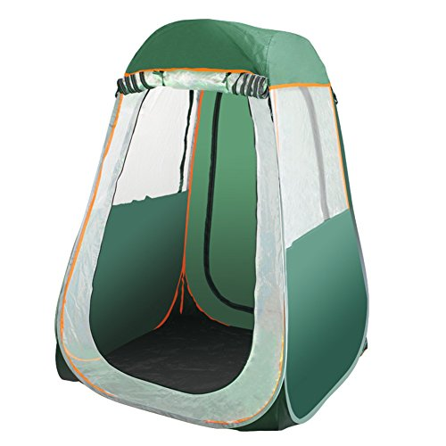 TY&WJ Kuppelzelte Ereignis Zelte Transparent Vollautomatische Regen Sonnenschutz Campingzelt Tragbares Zelt 1 Person