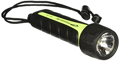 Princeton Tec Halogen Tec 40 Dive Light (40 Lumens, Neon Yellow) ()