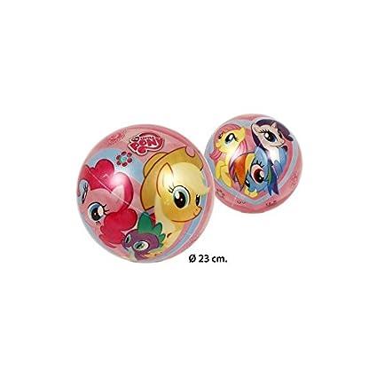 Little pony - Balón, ø 23cm.: Amazon.es: Belleza