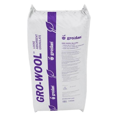 Grodan Gro-Wool Absorbent Granulate by Grodan