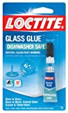 Loctite 233841 0.07 Oz Instant Glass Glue, Pack of 6