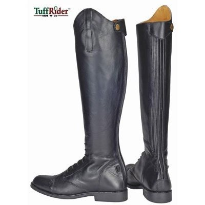 Boots Women's Field Black by Wide Baroque TuffRider 9 TuffRider qvdtWSw