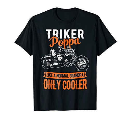 Triker Poppa Shirt Motorcycle Bike