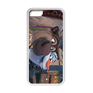 Cartoon Frozen Phone Case for iPhone 5c