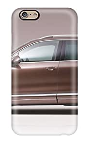 Anti-scratch And Shatterproof Volkswagen Touareg Phone Case For Iphone 6/ High Quality Tpu Case
