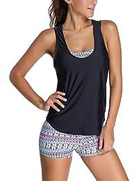 Amazon.com: Underwire - Tankinis / Swimsuits & Cover Ups