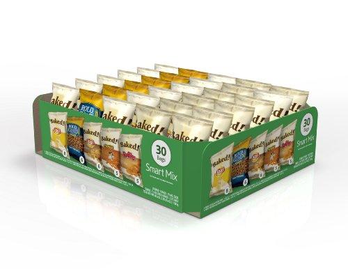 Frito-lay Smart Mix Variety Pack, 30 Pack