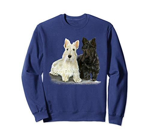 Scottish Terrier Design.Pet Owner Sweatshirt Gift.