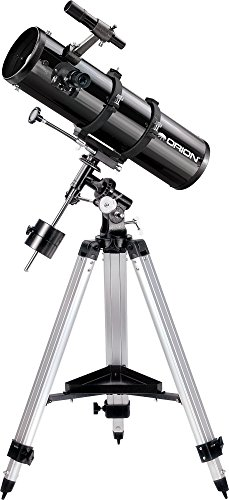 Orion 09007 SpaceProbe 130ST Equatorial Reflector Telescope (Black) (Renewed)