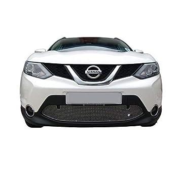 Zunsport Plata Delante Parrilla Inferior para Nissan Qashqai Sensores ZNS52013: Amazon.es: Coche y moto