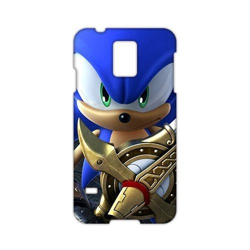 3D Case Cover Cartoon Sonic Phone Case for Samsung Galaxy s ...