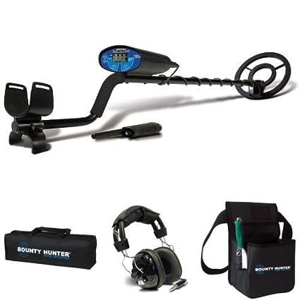 Amazon.com: Detector de metales Bounty Hunter, modelo QSIGWP ...