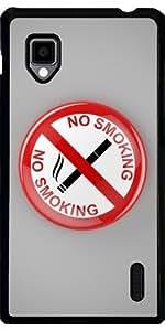 Funda para LG Optimus G (E975) - No Fumar by Carsten Reisinger