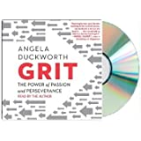 [Grit Audiobook][GRIT Audio CD][Angela Duckworth GRIT] The Power of Passion and Perseverance Audio CD by Angela Duckworth