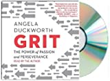img - for [Grit Audiobook][GRIT Audio CD][Angela Duckworth GRIT] The Power of Passion and Perseverance Audio CD by Angela Duckworth book / textbook / text book