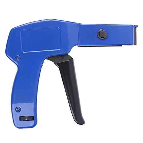 Awakingdemi Cable Tie Gun, Fastening and cutting tool special for Cable Tie Gun for Nylon Cable Tie Fasten and Cut Cables by Awakingdemi (Image #4)