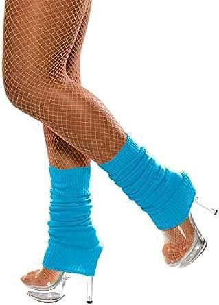 Fever Women's Legwarmers Neon In Display Pack