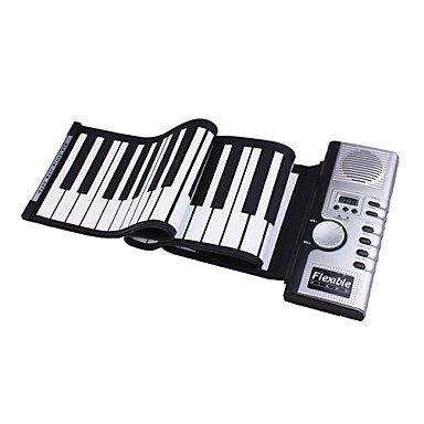 Piano Digital Desplegable 61 Teclados con MIDI: Amazon.es: Instrumentos musicales