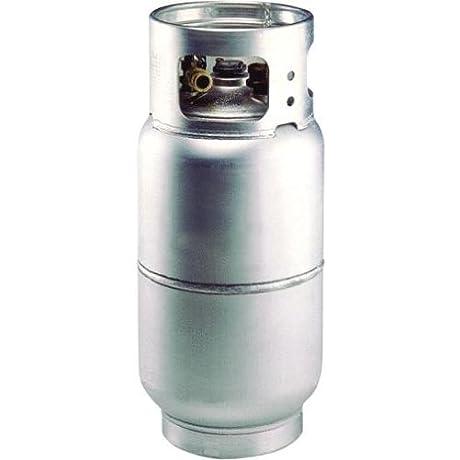 Worthington 297297 33 Pound Aluminum Forklift Propane Cylinder With Gauge And Fill Valve