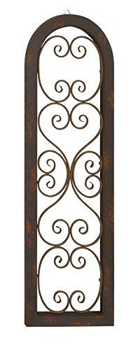 Deco 79 55257 Wood Metal Wall Panel, 15