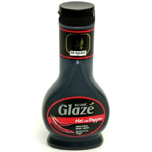 De Nigris Hot Red Pepper Balsamic Glaze 8.5 oz