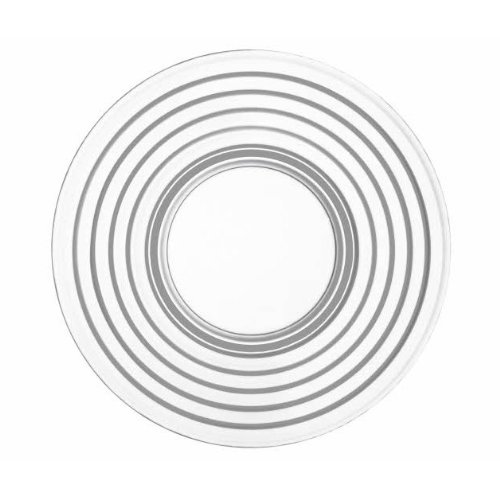 IITTALA AINO AALTO Plate (Aino Aalto Glassware)