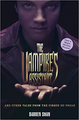 the vampires assistant book