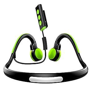 headphones wiring diagram amazon.com: besteker open ear wireless bone conduction ... bone conduction headphones diagram #4