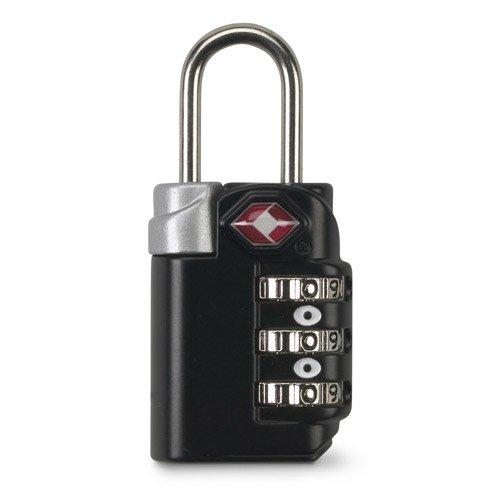 5854f21aa0ab Smooth Trip Tsa Approved 3 Combination Lock - Black