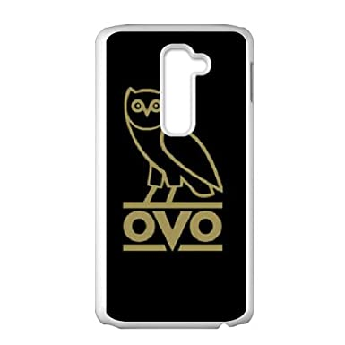 Lg G2 Cell Phone Case White Drake Ovo Owl Ovyo Amazon
