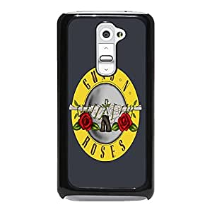 Grance Guns N' Roses Phone Case Case for LG G2 Quote Hottest