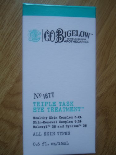 Bath & Body Works C.O. Bigelow No. 1677 Triple Task Eye Treatment .5 fl oz (15 (Bigelow Eye)