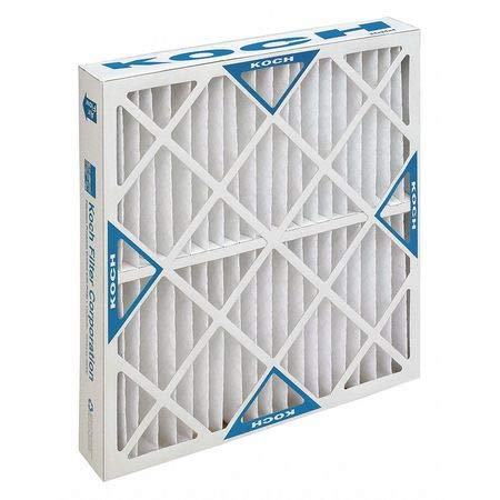 High Capacity Pleated Air Filter, 20