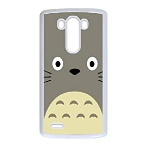 LG G3 Phone Cases White My Neighbor Totoro BOK495605