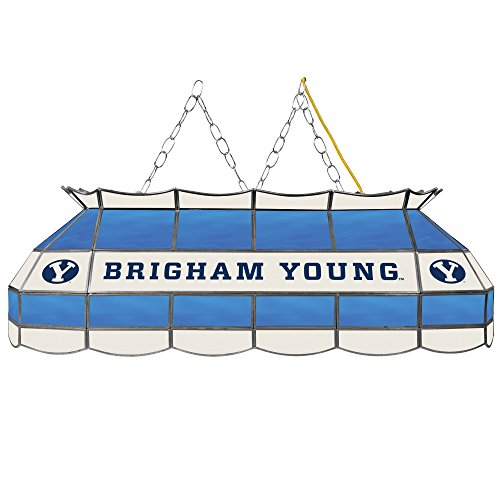 NCAA BYU Tiffany Gameroom Lamp, 40