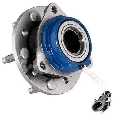 (Callahan 513137X1 FRONT Premium Grade [ 5 Lug ABS ] Wheel Hub Bearing Assembly [ 513137 ])