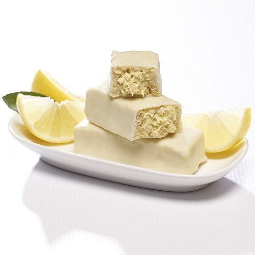 ProtiWise - Zesty Lemon Crisp High Protein Diet Bars 7 pack 1.6 oz bars by ProtiWise - By Doctors Best Weight Loss by ProtiWise - By Doctors Best Weight Loss
