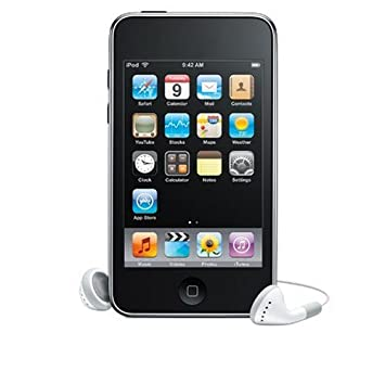 Review Apple iPod touch 8 GB (2nd Generation) (Discontinued by Manufacturer)