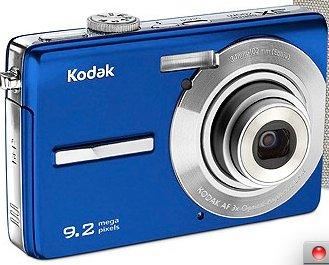 Kodak EasyShare M320 Blue 9.2MP Digital Camera