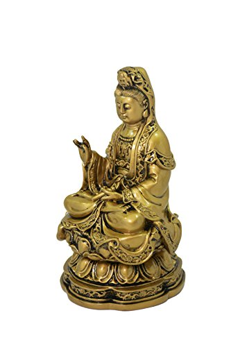 Kwan Yin Figure - 5