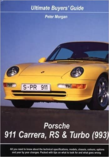 Porsche 911 Carrera, RS & Turbo (993): Ultimate Buyers Guide (Ultimate Buyers Guide) Porsche 911: Amazon.com: Books