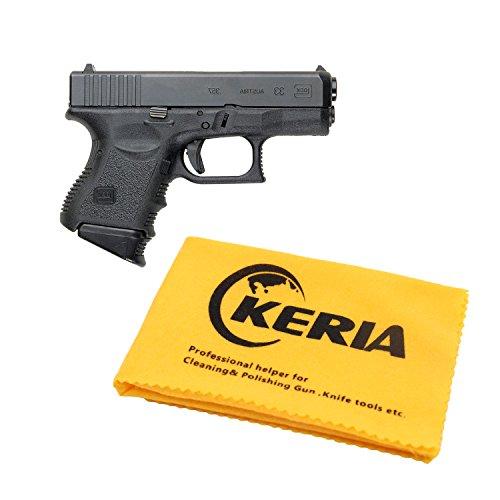 Keria Gun Rag, Gun Cleaning Supplies,Gun Silicone Care Cleaning Cloth Size 12