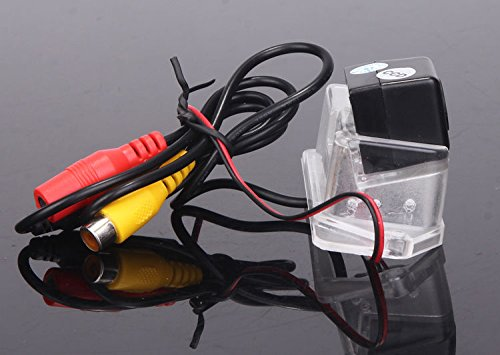 CCD Color Car Reverse Rear View Parking Back Up Camera For MITSUBISHI Lancer - фото 8