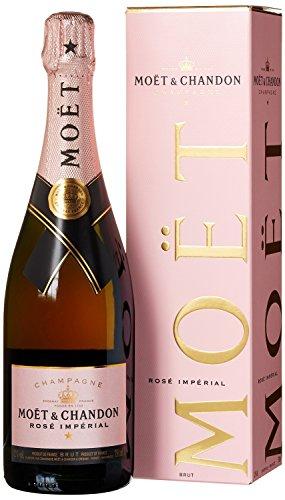 Moët & Chandon Impérial Rosé in Geschenkverpackung (1 x 0.75 l)