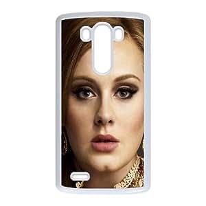 Adele-21 LG G3 Cell Phone Case White