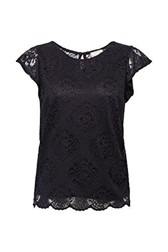 001 Donna T Shirt Black Nero ESPRIT BR8Fgqg