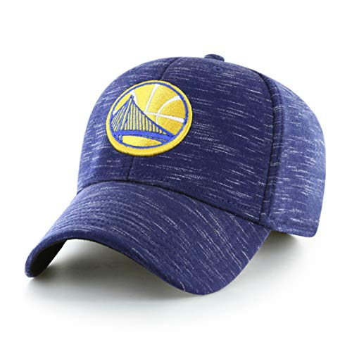 OTS NBA Golden State Warriors Male Space Shot All-Star Adjustable Hat, Navy, One Size