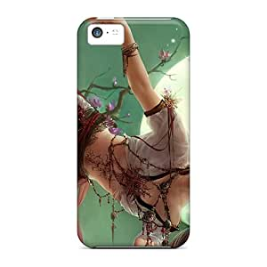 Durable Case For The Iphone 5c- Eco-friendly Retail Packaging(fantasy Girl 30)