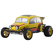 Kyosho Beetle Off-Road Racer Retro Buggy Model Kit, 1:10-Scale