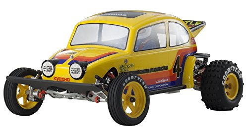 Kyosho Beetle Off-Road Racer - Retro Buggy Model Kit (1:10 Scale) from Kyosho